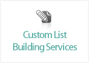 Custom List Building Services
